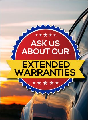 Used car warranties | extended service contracts | Hillside Auto Center